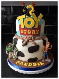 Fine Toy Story Cake Decorating Ideas Personalised Birthday Cards Fashionlily Jamesorg