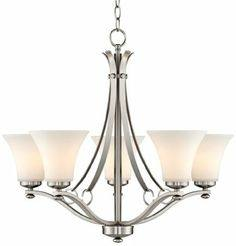 brushed nickel dining room light fixtures progress lighting collection