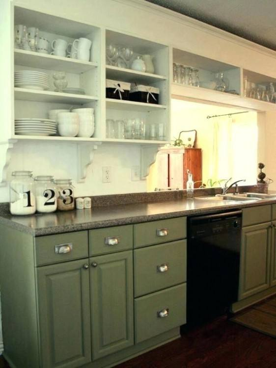 Incredible Entranching Kitchen Best 25 Green Cabinets Ideas On  Pinterest Of Pertaining To Sage Green Kitchen