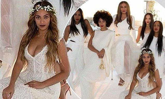 Beyonce Knowles Style Tina Knowles Wedding