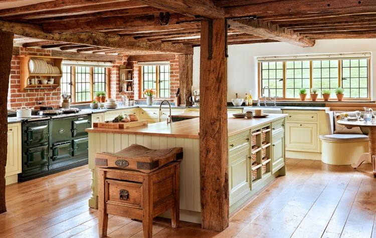 french country kitchen cabinets what