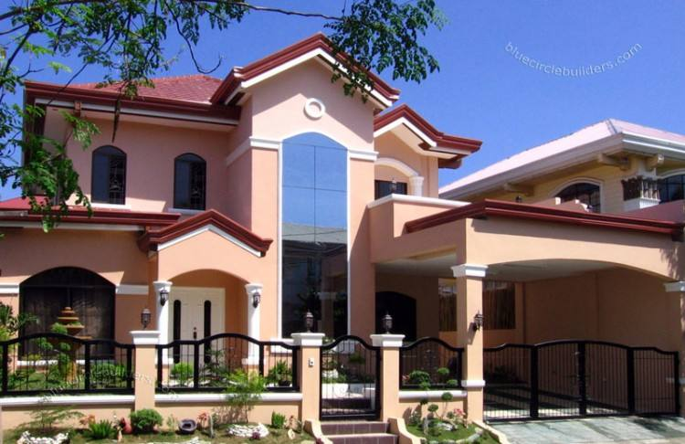 Philippines House Designs House Home Builders And Construction Contractors In The Architects Engineers Interior Designers Both Residential Modern House