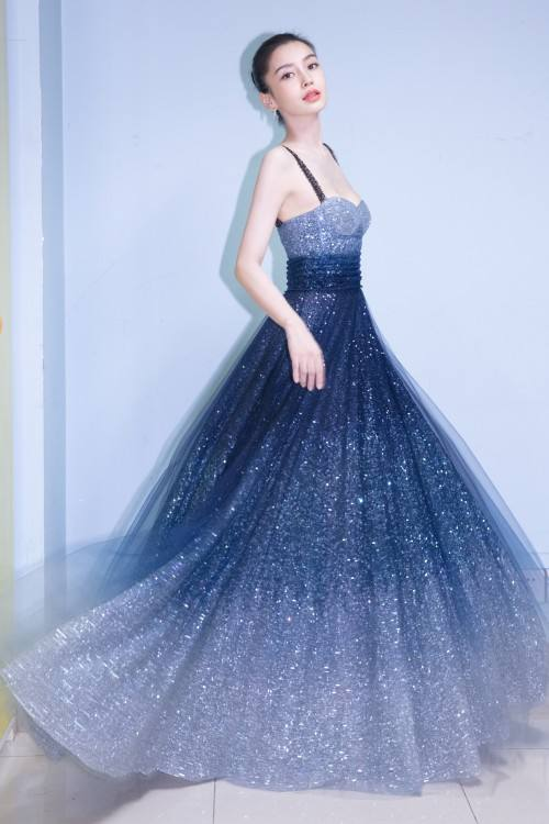 Photo: Dior An image of Angelababy's wedding dress