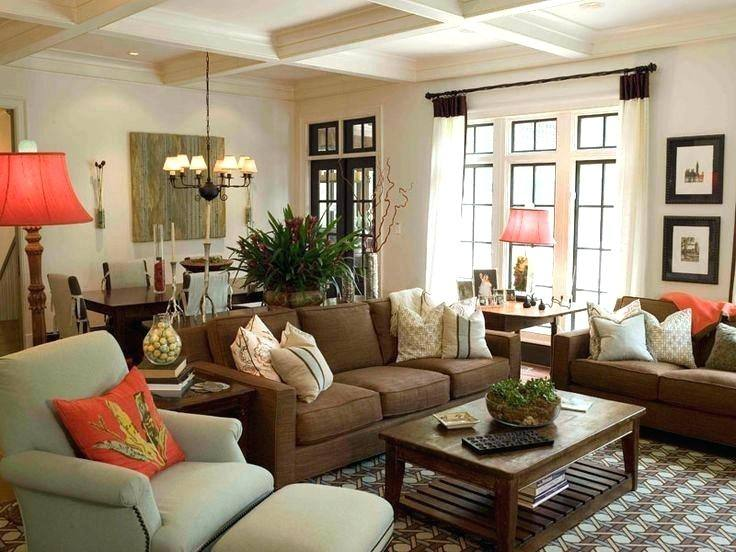 living room decor ideas with brown furniture dark brown settee brown sofa  matching rug decorating with