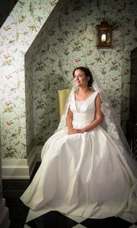 Wedding dresses from Raleigh bridal boutiques