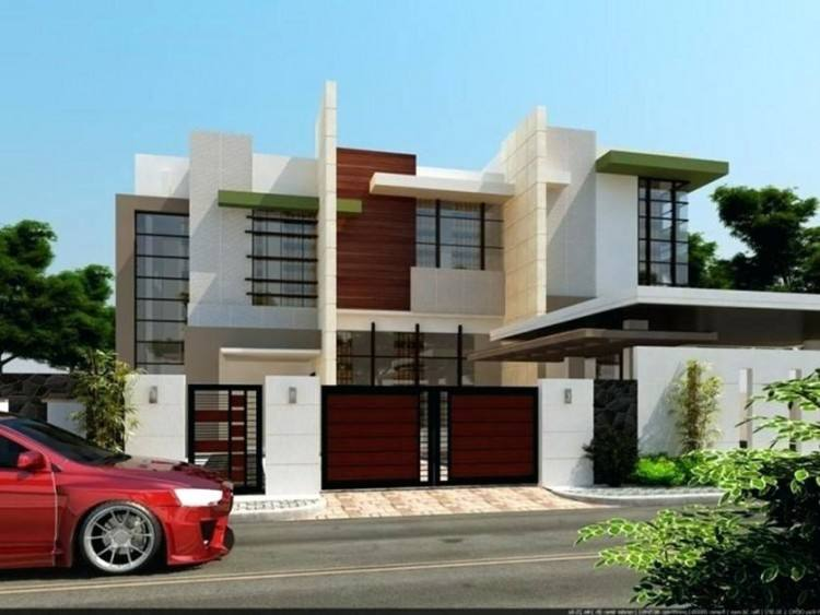 latest modern house designs in philippines