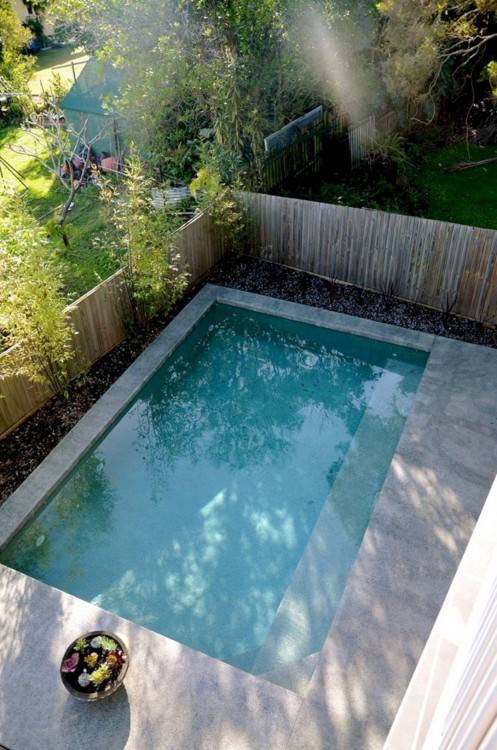 Small Pool Designs Home Elements And Style Medium size Small Pool Designs  small backyard space unique simple skinny mini