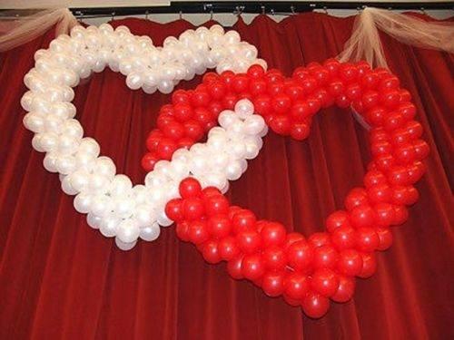 293 Best Images About Balloon Valentine Figures Valentine Balloon Decoration Ideas
