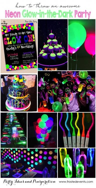 16th Birthday Party Themes