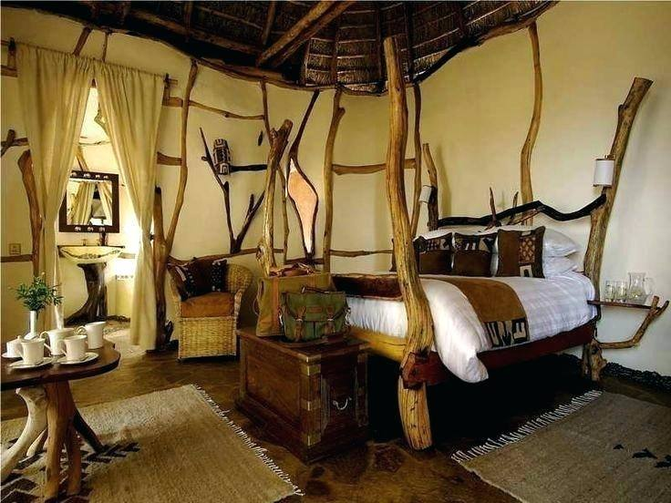 bedroom themes ideas decor retreat colors african inspired
