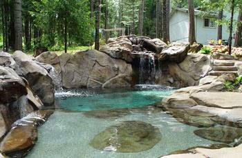 swimming pools design and construction fourth edition by philip h perkins natural  pool designs the home