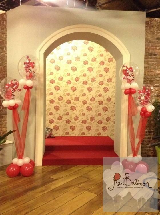 room decoration for valentine