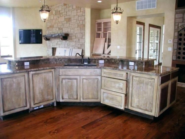 open corner kitchen cabinet
