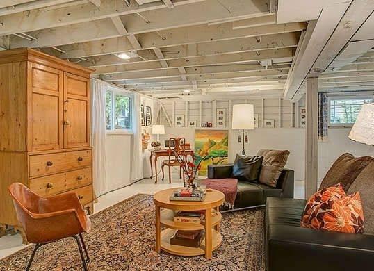 Amazing Unfinished Basement Ideas You Should Try Tags: unfinished basement ideas on a budget how to make an unfinished basement livable unfinished basement
