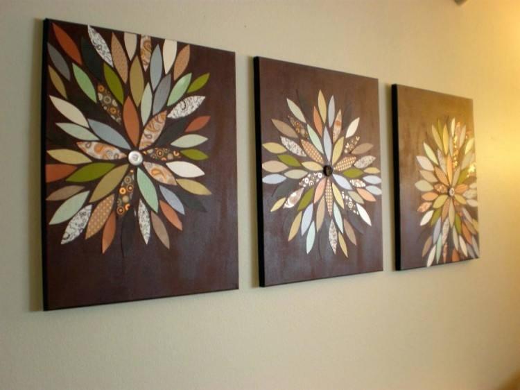 Full Size of Kitchen Wall Art Designs Ideas Uk Diy Flower Decor Stunning  Crafts Modern Idea