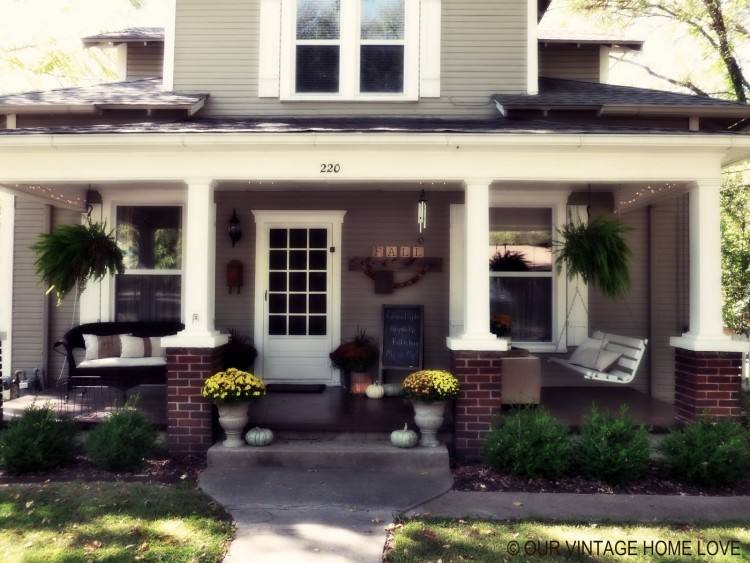 small front porch ideas front porch decorating easy fall porch decor ideas  small front porch decorating