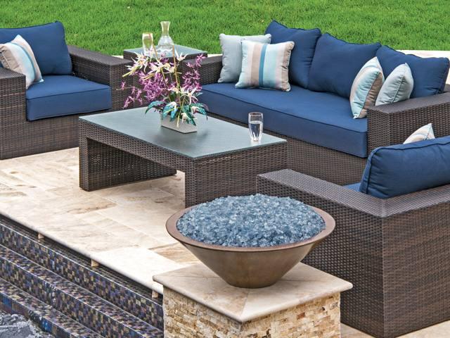 Color: Ravello Outdoor Patio Furniture