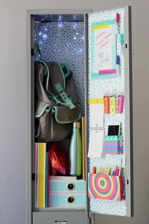 cute locker decor decorating ideas cool diy tween homemade craft decorat