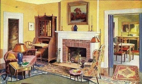 Top 1930's Kitchen Design Ideas Beautiful 1950 S Living Room Decorating  Ideas Beautiful Boscov S Baby Than Inspirational 1930's Kitchen Design Ideas  Ideas