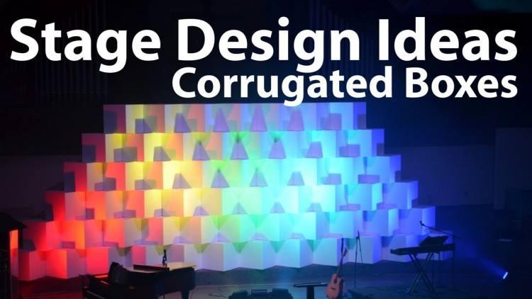 church stage decoration