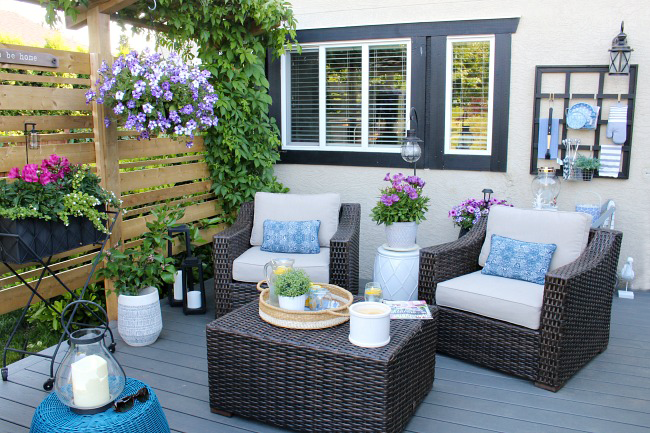 Full Size of Small Balcony Decorating Ideas On A Budget Patio Pictures Porch  Furniture Front Space