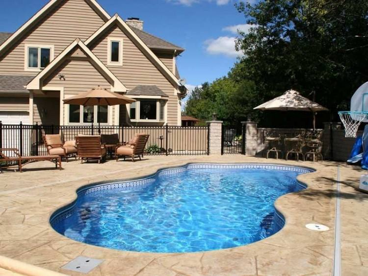 Determining the shape of your brand new pool is an exciting task, and one  that requires much collaboration with your pool designer