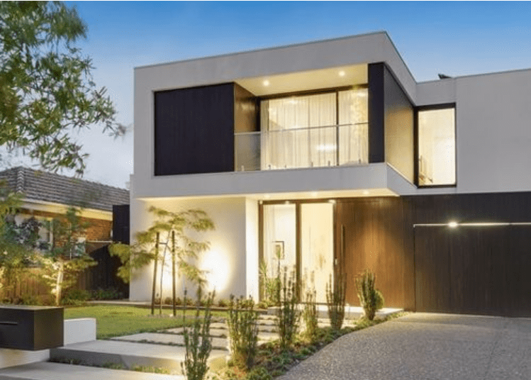 Flat House Roof Designs Bungalow