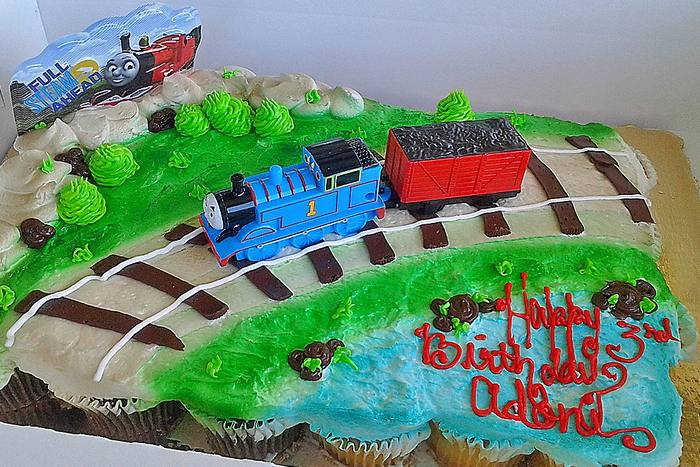 Ideas for your next train cake
