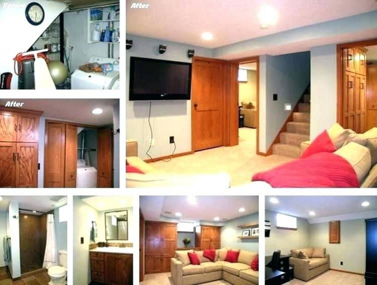 For many basement remodeling ideas on a budget into purgatory for things  that we could not decide what to do with