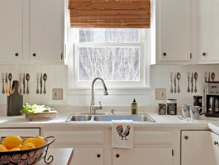 White Kitchen Backsplash Designs Small Kitchens Dirt Cheap Ideas
