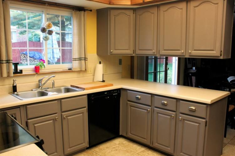 kitchen cabinet paint grey most suggestion dark wood kitchen cabinets grey  painting painted cabinet ideas light