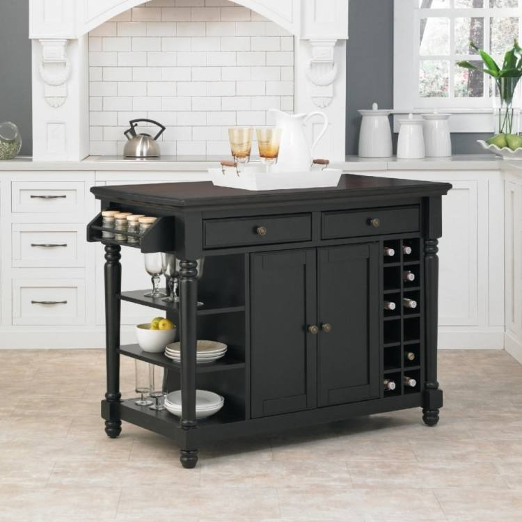 Wall Mounted Drawers As Bar Table Small Kitchen Decorating Ideas For
