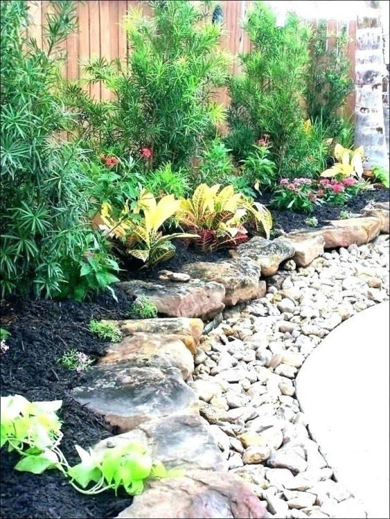 landscaping ideas around