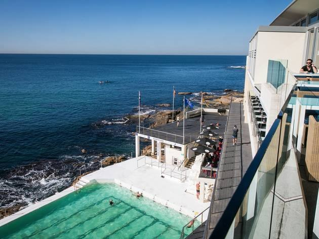 The Icebergs Dining Room and Bar at Sydney's Bondi Beach