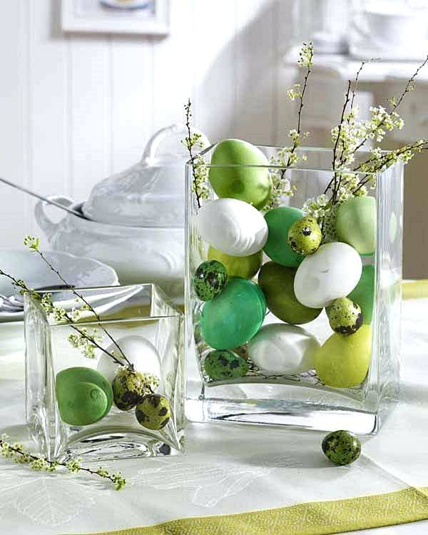 easter table decorations table decor yourself table decorations