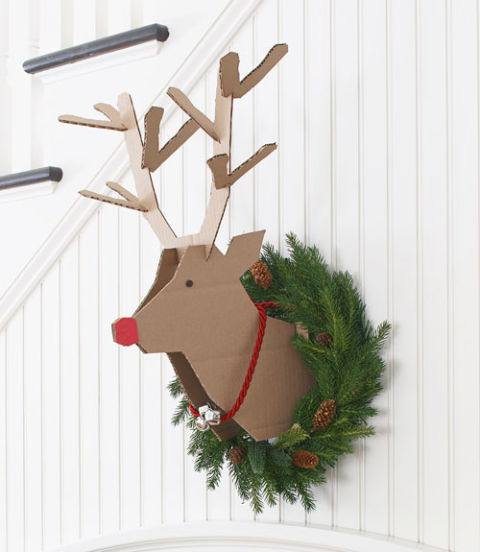 These unique Christmas home decoration ideas don't have to break the bank