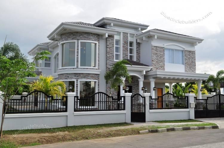 house villa design villa house design philippines