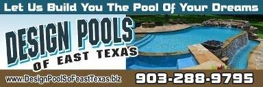 design your own pool s pools of east texas