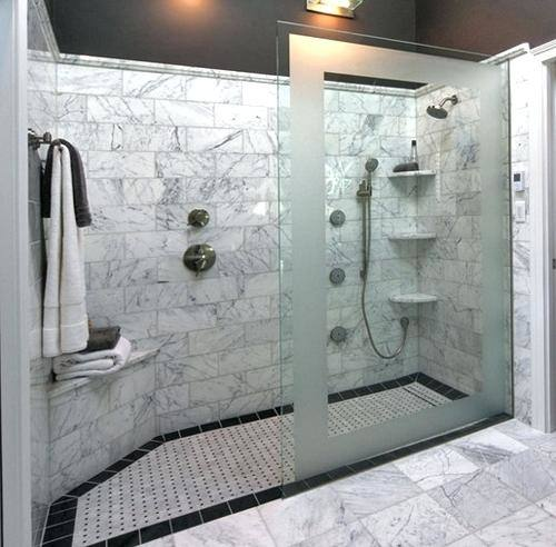 Walk In Shower Designs For Small Bathrooms Photo Of Good Master  Bathrooms With Walk In Amazing
