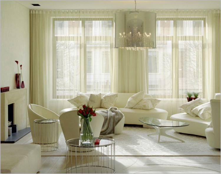 Full Size of Curtain Decor Living Room Latest Design For 2016 Ideas Three  Windows Curtains Best