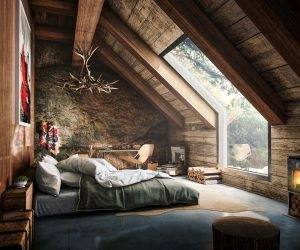 log cabin loft bedroom ideas wrangler beds picture of cabins at red rock