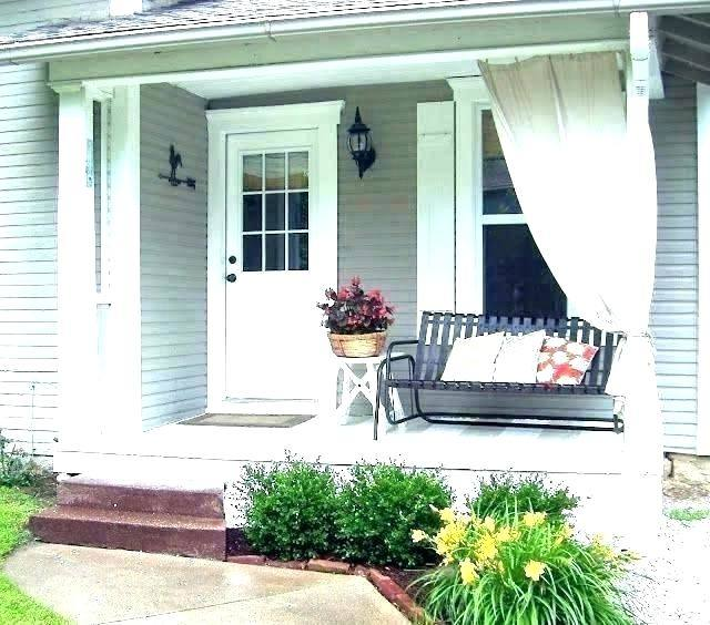 front porch before  and after styles enclosed ideas for small houses decor