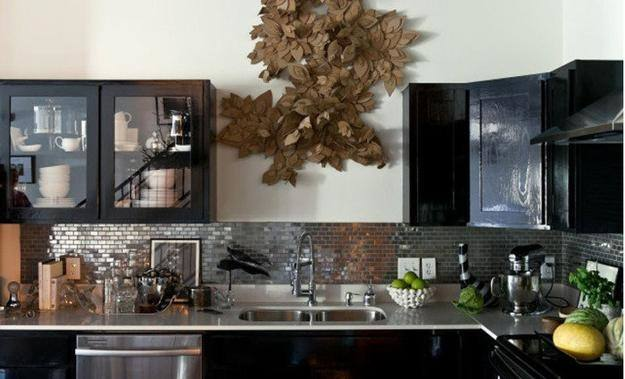 Unique Kitchen Backsplashes