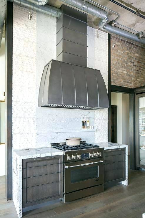 All range hoods ventilate cooking odors, but these do it with style