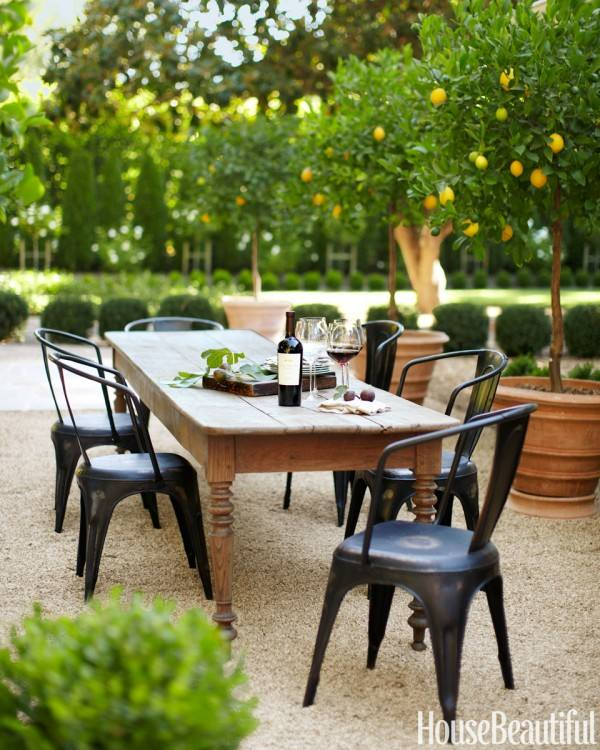 Color: Small Space Scroll 3  Piece Chairs & Table Outdoor Furniture