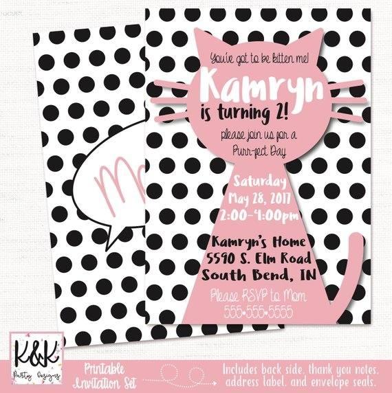 Mini pink donuts from a Kitty Cat Birthday Party on Kara's Party Ideas |  KarasPartyIdeas