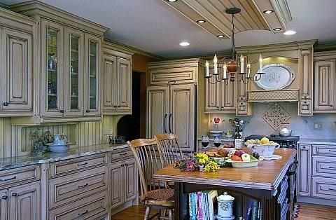Amazing Black Kitchen Cabinets on Trend For 2018 Black kitchen cabinets,  painted, modern, ideas, diy, distressed, rustic #LaundryHomeIdeas  #KitchenDesign