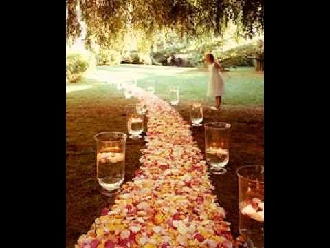 Fall wedding and thanksgiving centerpieces ideas with candles