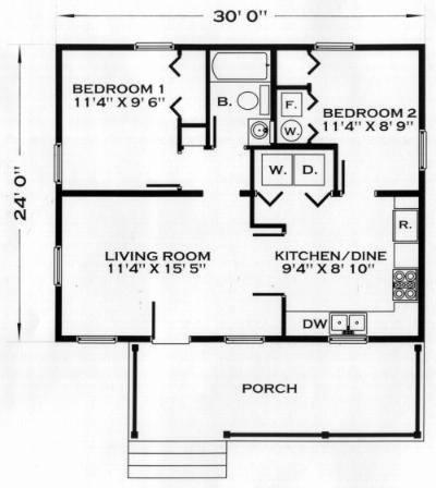 2 bedroom house floor plans floor plan for 2 bedroom house d bedroom house  plans two