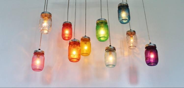 glass decorating ideas